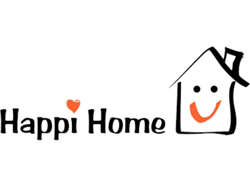 logo happi home